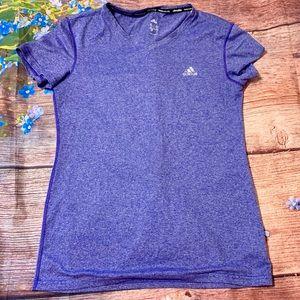 ADIDAS Women's  Climalite Performance T-shirt S
